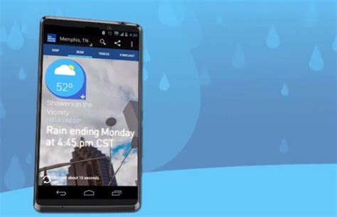 the weather channel app for android tablet weather channel android update 4 0 1 attracts user complaints phonesreviews uk mobiles apps