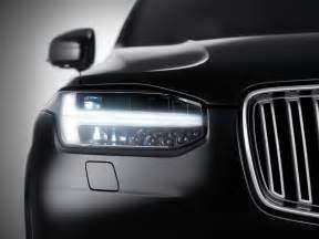 Volvo Xc90 Light Volvo Xc90 S Thor S Hammer Daytime Running Lights Teased