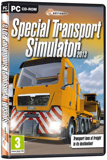 Special Transport Simulator 2013 Tek Link Indir