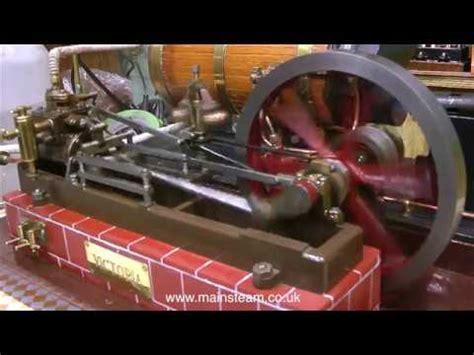 stuart twin victoria live steam engine at ataf club tessin my beautiful stuart models victoria steam plant youtube