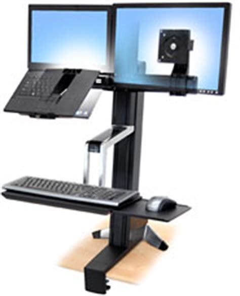 mike masnick s 187 new sit stand elliptical desk