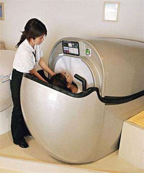 bathroom machineries human washing machines for lazy filthy humans