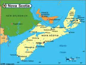 maps scotia canada map of scotia canada