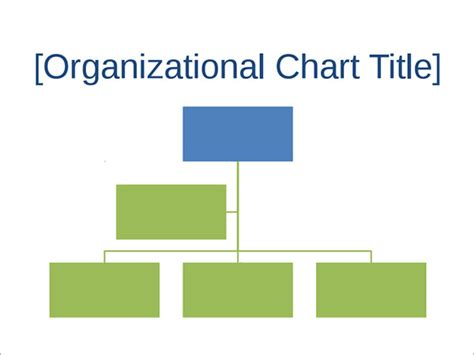 10 organizational chart template download free