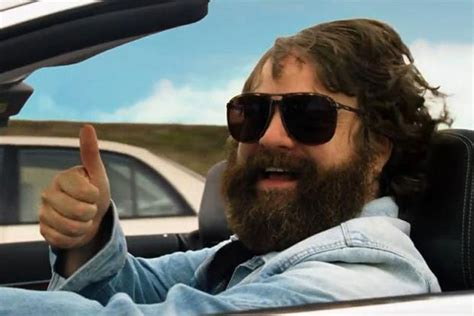 zach galifianakis thumbs up zach galifianakis hangover quotes quotesgram