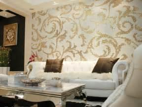 wandgestaltung wohnzimmer ideen 71 wohnzimmer tapeten ideen wie sie die wohnzimmerw 228 nde