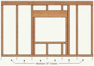 window framing walls partitions part 2