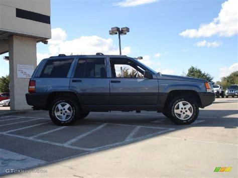 1995 medium blue pearl jeep grand laredo 4x4 37638130 photo 2 gtcarlot car