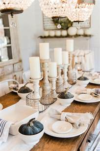 Dining Table Decor by Best 20 Dining Table Centerpieces Ideas On Pinterest