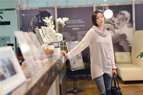 Blouse Kupluk baju korea model kupluk terbaru model terbaru jual