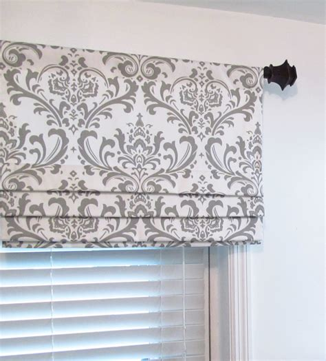 faux shade lined mock valance premier prints traditions