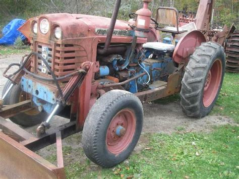 1963 Ford 600 tractor