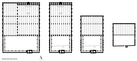 Floor Plan Of A Mosque by Floor Plan Of Great Mosque Of C 243 Rdoba Archnet