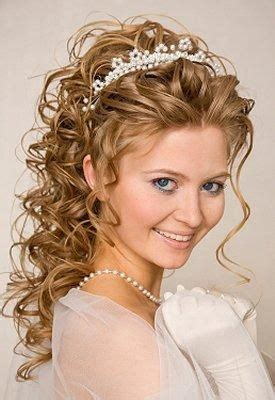 Wedding Hairstyles Ringlets by Ringlets Wedding Day Hair Styles Slideshow