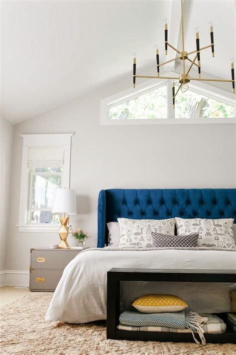 Blue Velvet Headboard Monkey S Muse Design Inspiration Blue Velvet Headboard