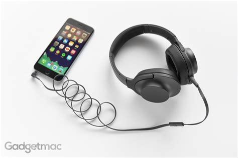 Sony Mdr 100aap sony h ear on mdr 100aap headphones review gadgetmac