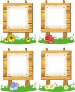 卡通看板向量 向量卡通 免費向量 免費下載