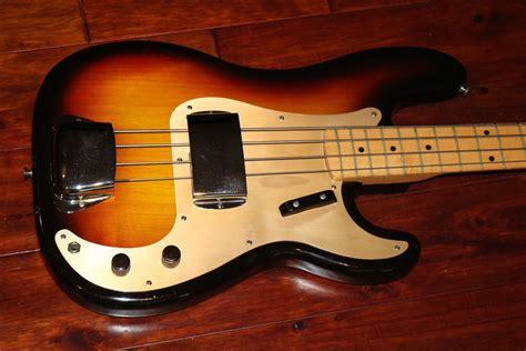 Fender Precission 1959 fender precision bass garys classic guitars