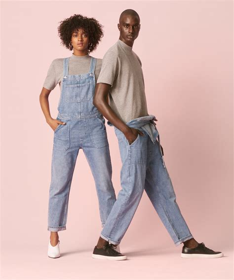 7 Stylish Neutral Clothes by See H M S Unisex Denim United Collection Instyle