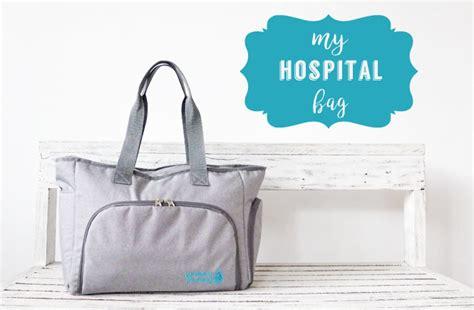planned c section hospital bag a peek inside my hospital bags mama the explorer