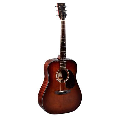 Up Guitar Dm 1 sigma guitars dm 1st br brownburst
