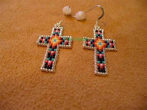 beaded cross 25 best ideas about beaded cross on pony bead