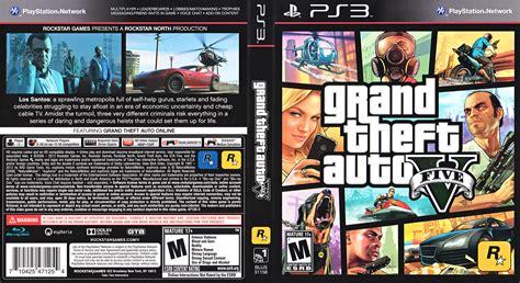 Grand Theft Auto V Ps3 by Obaly Gta V Ps3 Grand Theft Auto 5