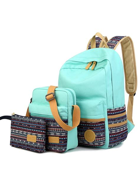 light laptop for college leaper casual style lightweight canvas laptop bag cute
