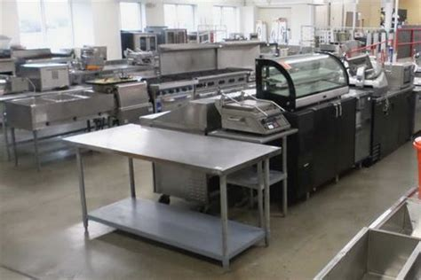 refurbished restaurant equipment dine company