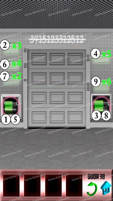 100 floors can you escape level 37 100 doors 2013 level 37 walkthrough 100 doors 2013