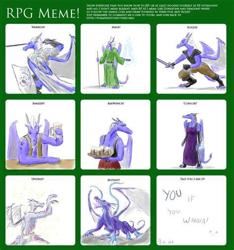 Rpg Memes - rpg meme by doran eirok on deviantart