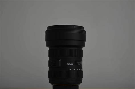 Sigmat Absolute sigma 12 24mm f 4 5 5 6 dg hsm ii wide angle lens review