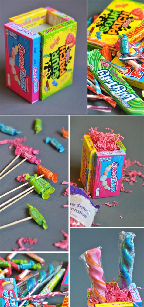 How To Make Candy by How To Make A Cute Candy Bouquet Pizzazzerie