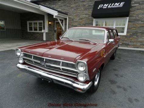 car engine repair manual 1967 ford fairlane parking system sell used 1967 ford fairlane ranch wagon california car original 289 automatic in