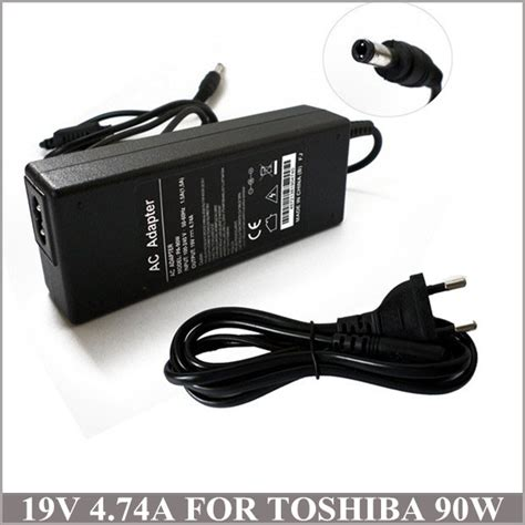 toshiba satellite l300d charger universal power supply 19v 4 74a 90w laptop ac adapter