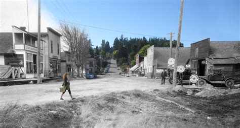 then and now langley s historic beachum house south whidbey record historical langley home