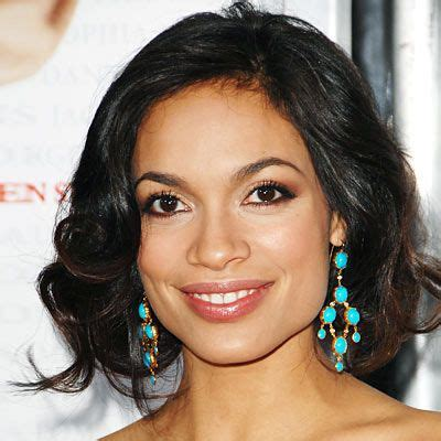 rosario dawson square face 137 best lady r images on pinterest dominican republic