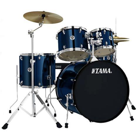 tama swing star disc tama swingstar 5 piece drum kit midnight blue at