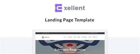 startup landing page template business landing page template 64886 templates
