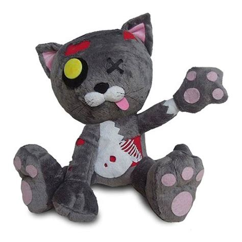 james charles bob ross forehead zombies creepy cuddlers mega death mittens plush mezco