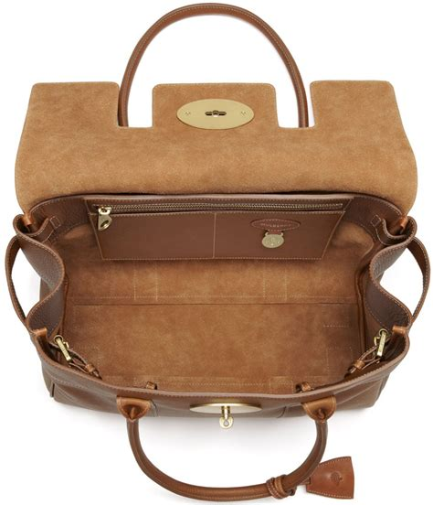Bag Interior by Mulberry Debuts The Redesigned Bayswater Bag Reviews