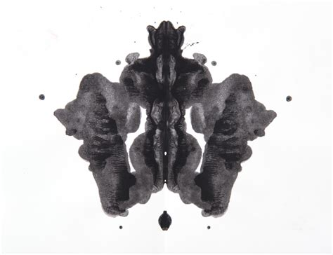 tavola 1 rorschach test schizophr 233 nie les outils de d 233 pistage existants