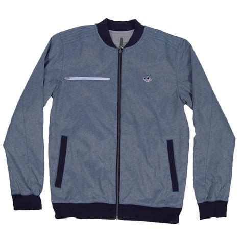 Reversible Track Jacket adidas originals chambray reversible track jacket power