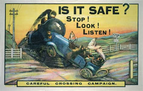 crossing to safety modern library classics careful crossing caign railway accidents te ara