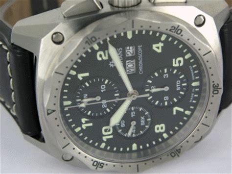 Skun 18 X 7 Mm By Ono Shop junghans pilot chronospace chronograph day date automatic