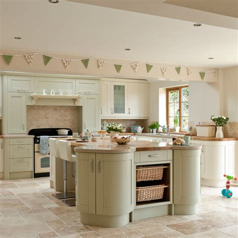 Kitchen Design Green Green Kitchen Colour Ideas Home Trends Ideal Home