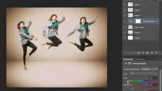 tutorial photoshop cs3 fotomontaje montaje de persona en fondo con efecto strobosc 243 pico