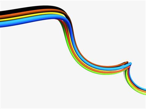 cable color cuatro cables color cable l 237 nea imagen png para descarga