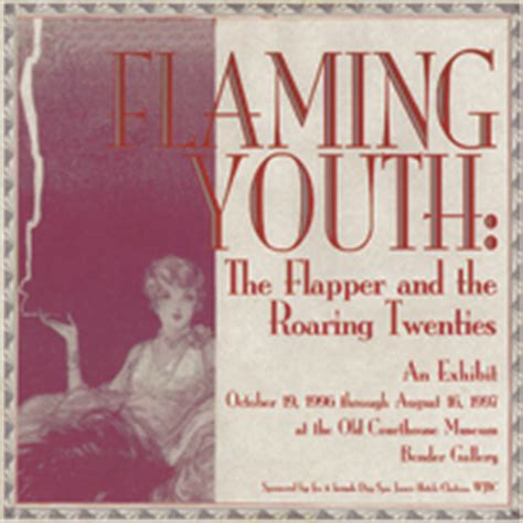 flaming youth fads of the 1920 s past