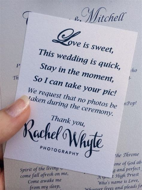 Wedding Invitation Notice by 17 Ways To Politely Tell Your Wedding Guests You A